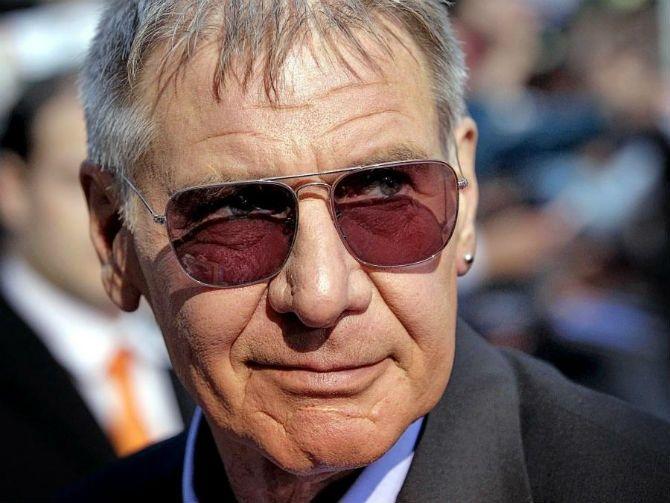 De porqué Harrison Ford es un viejito cool