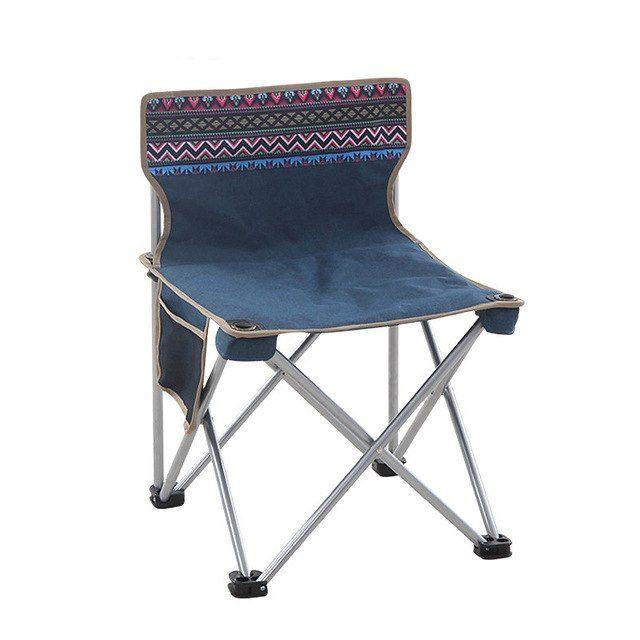outdoor folding chair portable backrest reinforced lightweight rh pinterest com
