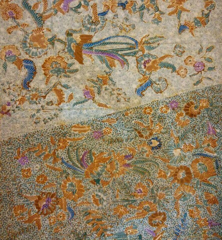 Batik banyumasan banyumas east java,style pagi sore/morning noon year 1950~1960.