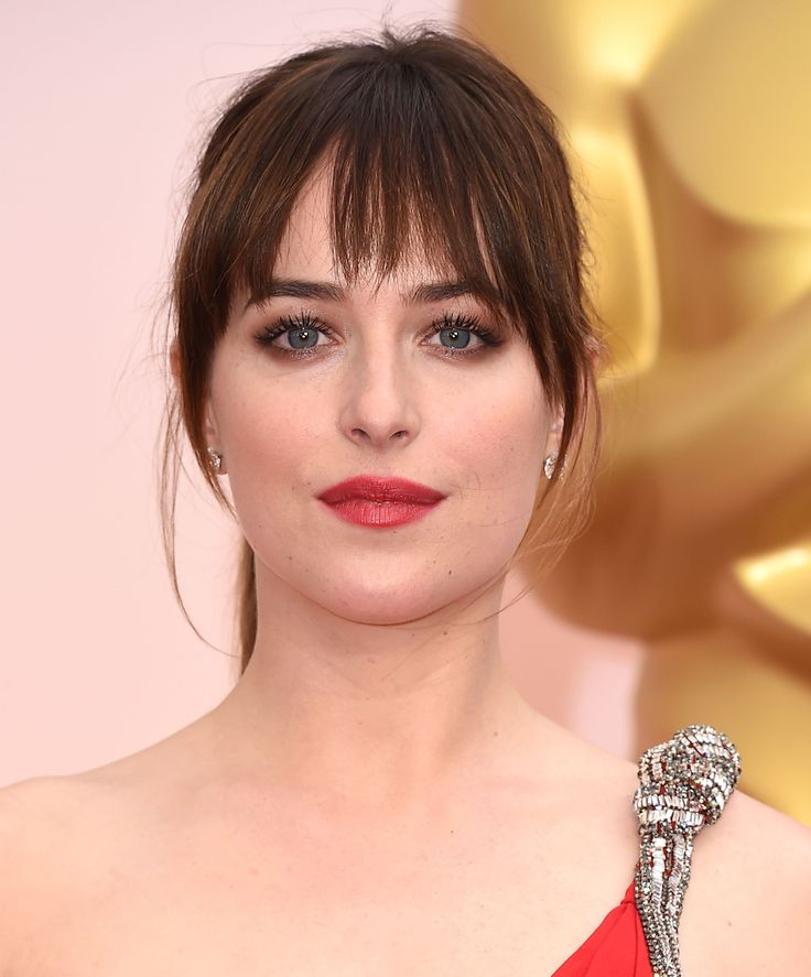 'Fifty Shades of Grey' Star Dakota Johnson Ditches the Bangs — See Her New Look!
