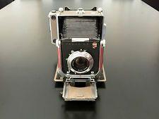 Linhof Super Technika IV 4x5 Large Format Field Camera