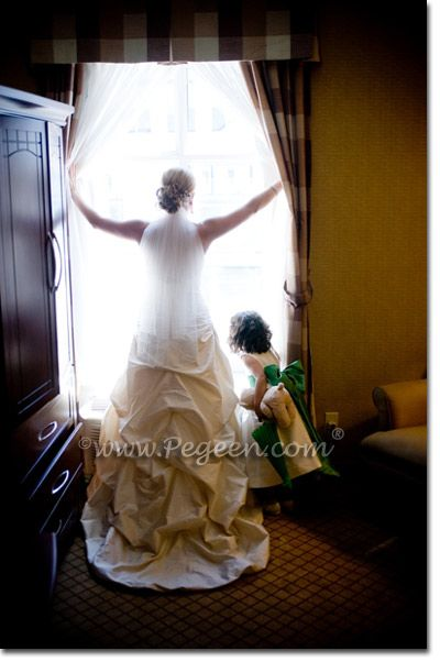 WOW what a fantastic dress and the photo is just outstanding. Photographer, Boston Avenue Weddings www.bostonimages.com