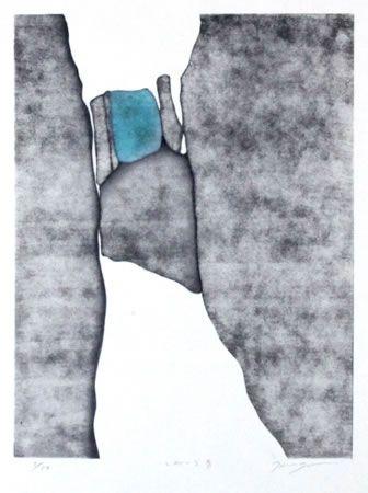 GOTO Hidehiko Absorbing Blue