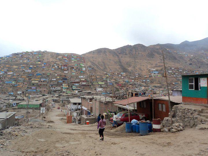 Artaban onlus e Rossina. Natale: un giorno di festa nei Cerros di Lima.