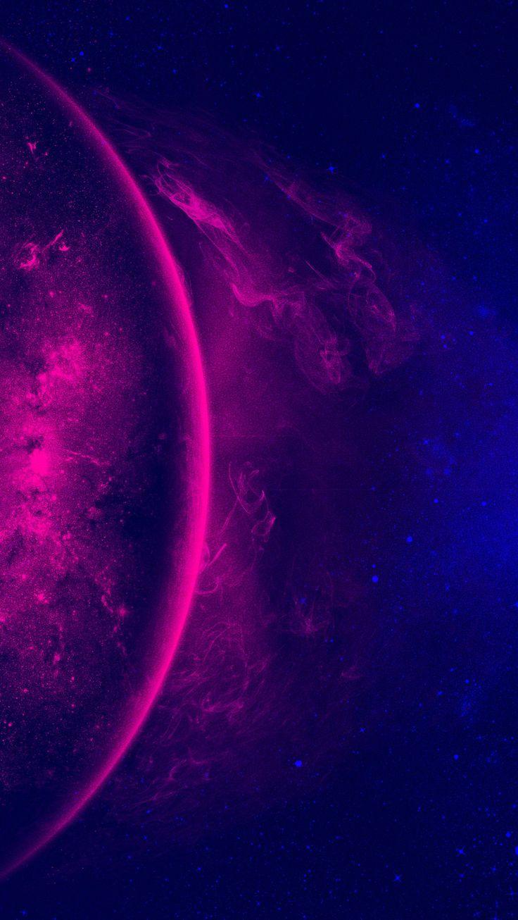Best 25 galaxy wallpaper ideas on pinterest blue galaxy - Purple space wallpaper ...