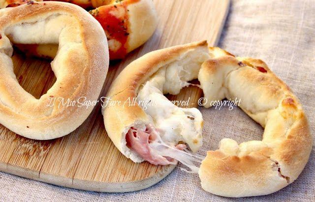 Κουλουράκια πίτσας θα ξετρελαθούν μικροί και μεγάλοι