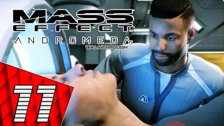 Mass Effect Andromeda (PS4) - PART 11 - Walkthrough Gameplay - First Mur...