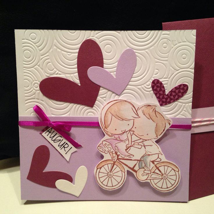 Partecipazioni uniche - wedding cards #handmade Per info: https://m.facebook.com/elidea.creazioni?refsrc=https%3A%2F%2Fm.facebook.com%2Felidea.creazioni%2Fphotos_stream&_rdr