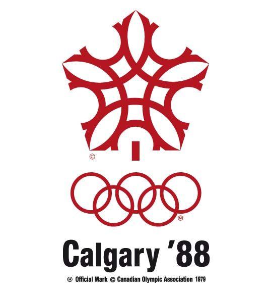 Calgary 1988 Winter Olympics   RevivalRepublic.com
