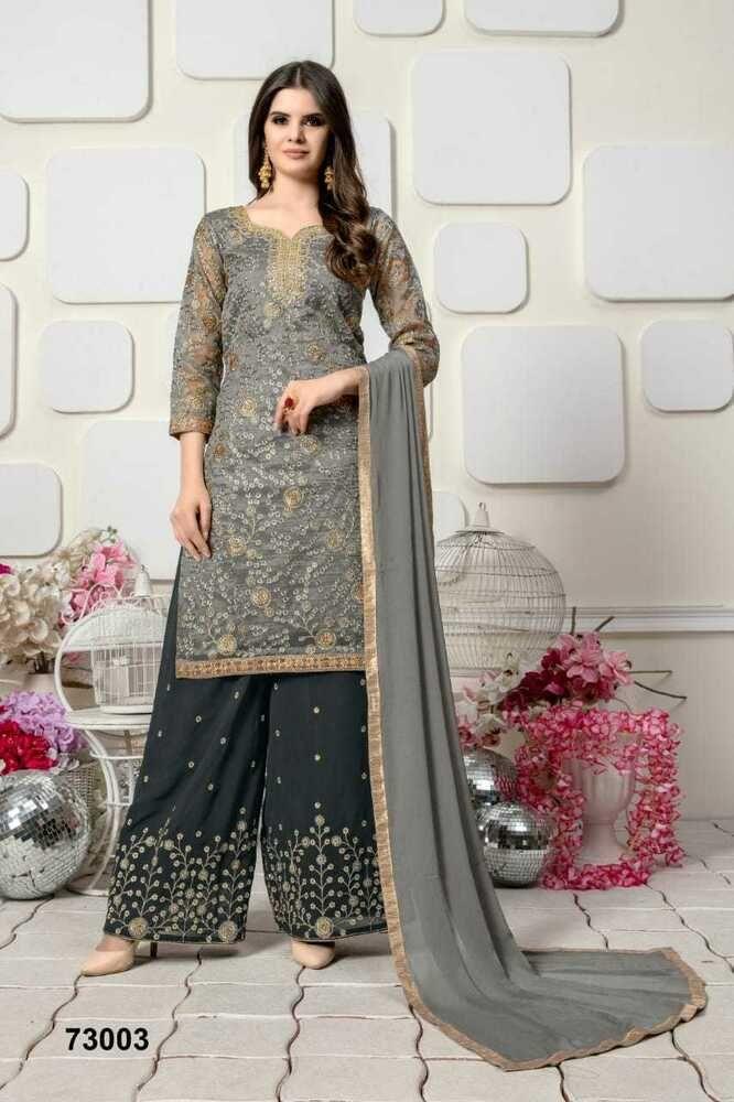 402d272fa8 sharara kameez embroidery wedding women wear plazzo pakistani shalwar suit  india #DESIGNER #sharara