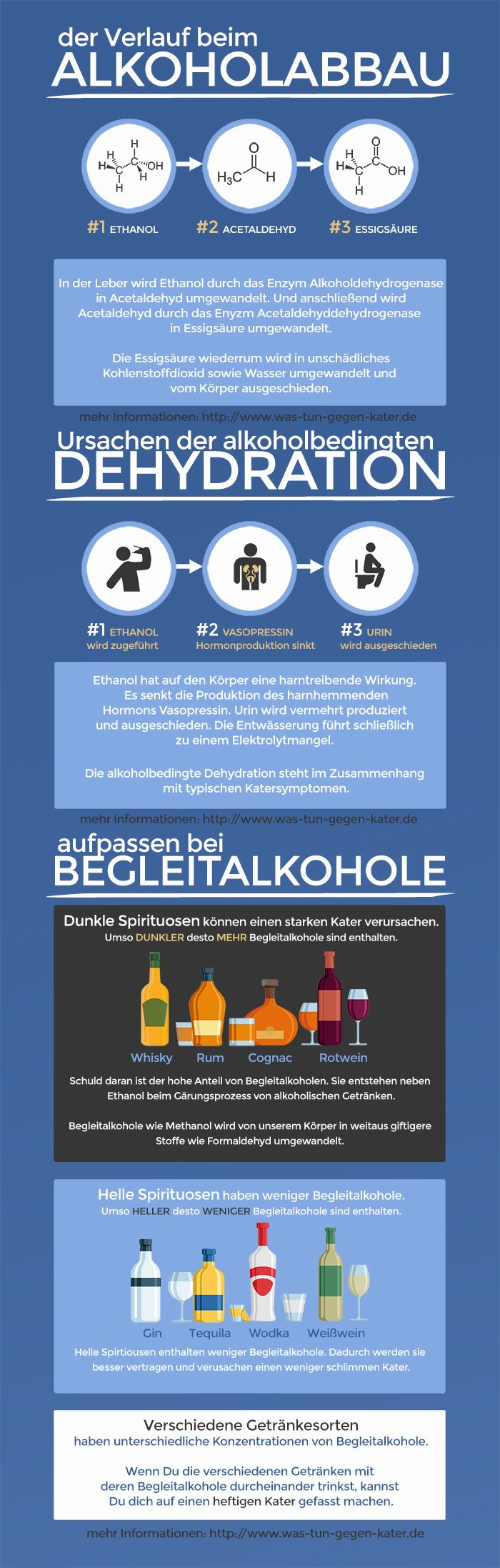 Bist du auf der Suche nach einem Mittel gegen Kater? Einen Kater vorbeugen mit den Informationen von: http://www.was-tun-gegen-kater.de