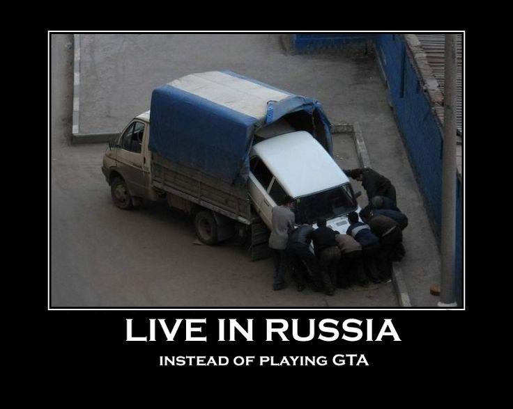Musical joke in russia 4