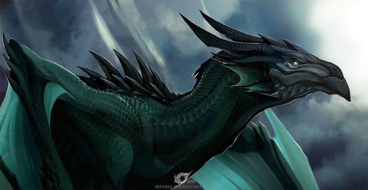 Dragon Vermaks, Iren Bee on ArtStation at https://www.artstation.com/artwork/W345X