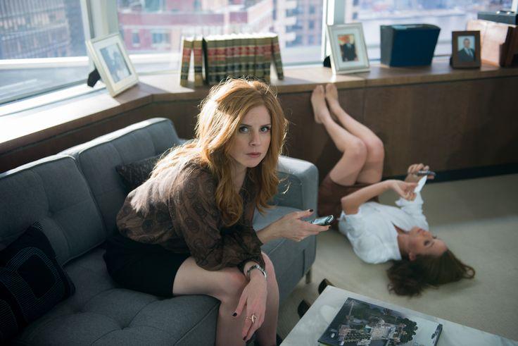 Donna (Sarah Rafferty) - Suits