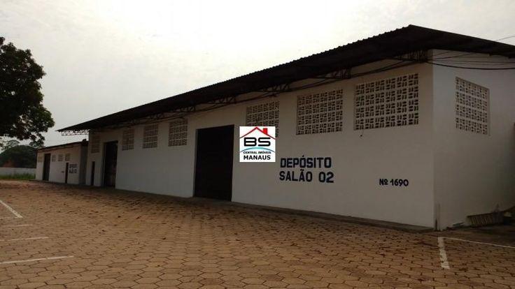 ALUGUEL DE GALPÃO EM MANAUS, TORQUATO PRÓXIMO AO AEROPORTO.  | GALPÕES PARA ALUGAR EM MANAUS, IMOBILIÁRIA EM MANAUS, AM.