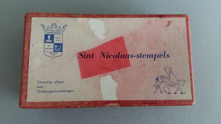 Sint Nicolaas stempels