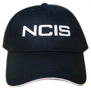 NCIS cap.