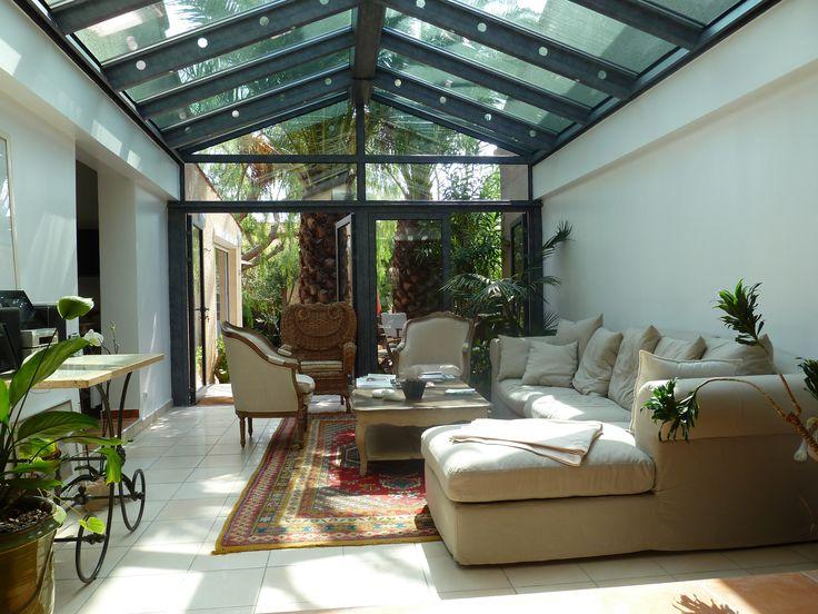 Une réalisation Abel Alu  http://www.afd-verandas.com