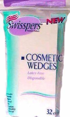 Swisspers Case Pack 60 by U.S. COTTON COMPANY. $285.80. Catalog||Health & beauty||Cosmetics & makeup||Sets. Product By U.S. COTTON COMPANY. Swisspers - Cosmetic Wedge 32Ct Case Pack 60 Please note: If there is a color/size/type option, the option closest to the image will be shipped (Or you may receive a random color/size/type).