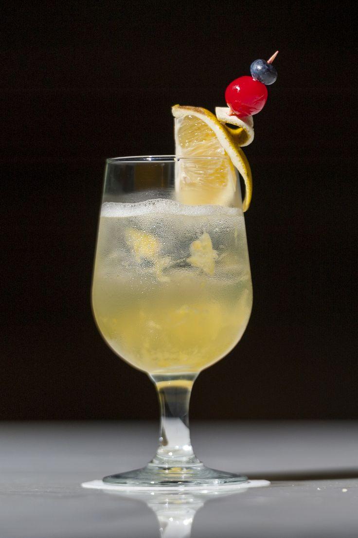 Grand Velas Xtabentun Cocktail Recipe:  1.5 oz of Xtabentun Mayan liqeur 4 cubes of fresh pineapple  1/2 a cup of club soda 2 ice cubes The juice of a fresh lime  #SkyBar #GVRivieraMaya #GrandVelas #VelasResorts