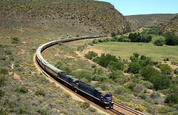 Circuit a Bord du Shongololo Express - Johannesburg, Afrique du Sud