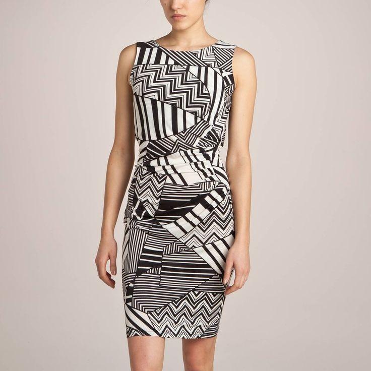 Bedrukte jurk