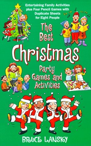 Best Christmas Party Game Book, The « LibraryUserGroup.com – The Library of Library User Group