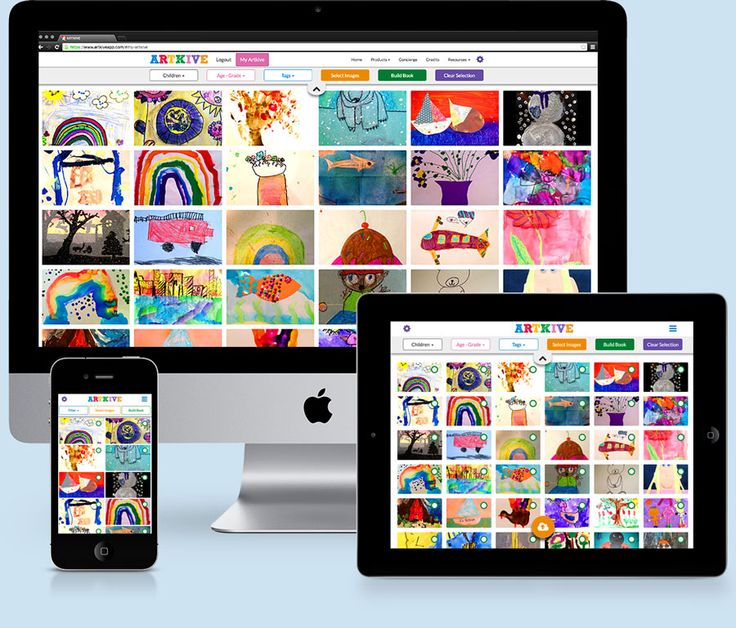 Art Ideas App: 25+ Best Ideas About Kids Artwork On Pinterest