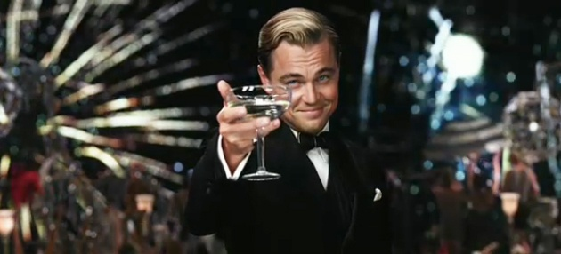 Great Gatsby - Leo. SO SO EXCITED omfg