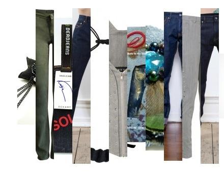 Na de zoveelste teleurstelling, in de zoektocht van Françoise Jeffrey naar DE bijzondere jeans, is ze haar eigen shop begonnen. Met een aanbod dat stoer en verfijnd tegelijk is. Niet persé 100% van denim of blauw, maar altijd uniek.