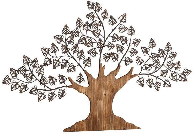 Home affaire Wanddekoration »Baum«