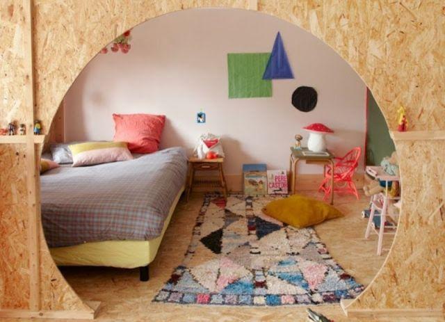 Die besten 25+ Raumteiler kinder Ideen auf Pinterest Raumteiler - kinderzimmer teilen trennwand