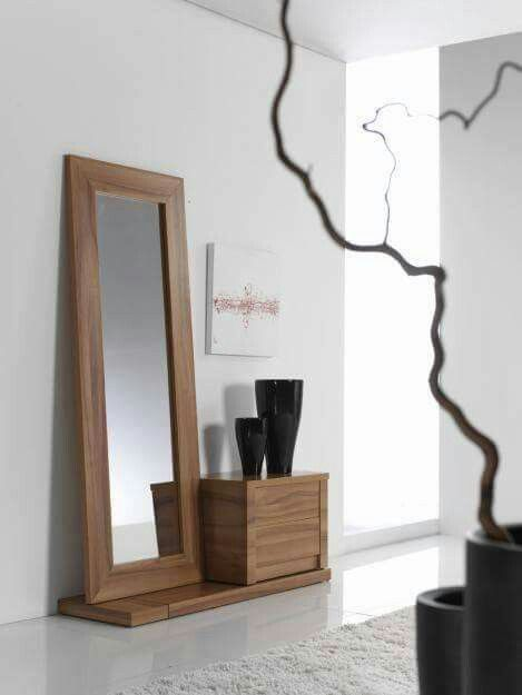 34 best recibidores images on pinterest mirrors - Recibidores minimalistas ...