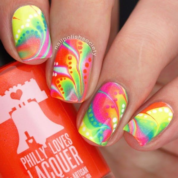 The Best Colorful Nails For This Season - Reny styles