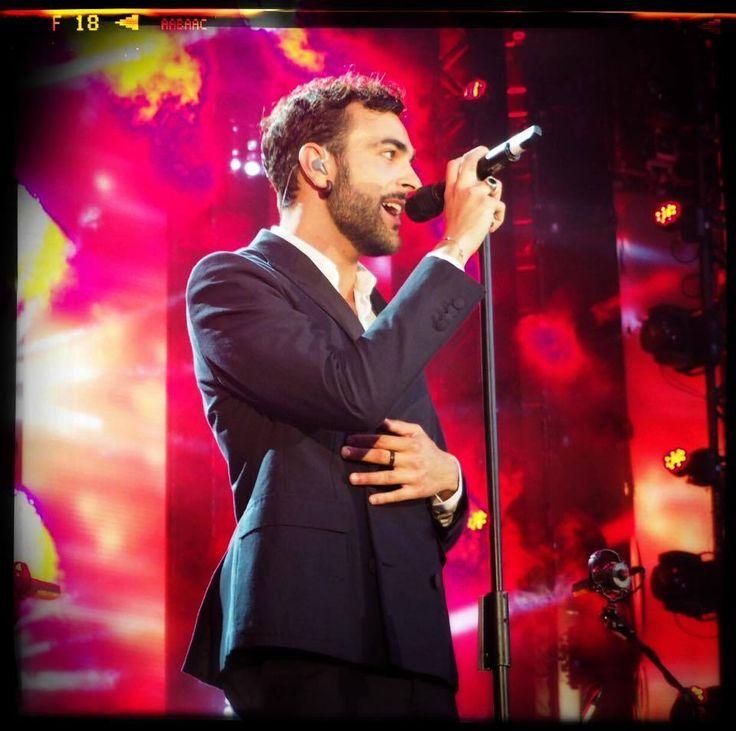 """Marco Mengoni """"Guerriero"""" live 2016 suivi d'un petit billet d'humeur !"""