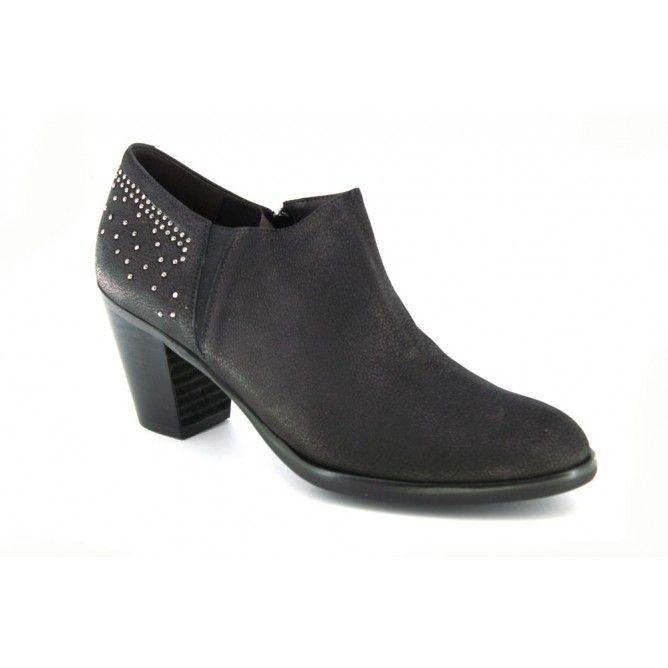 Dansi 3226 Zapatos Abotinados Urbanos Mujeres