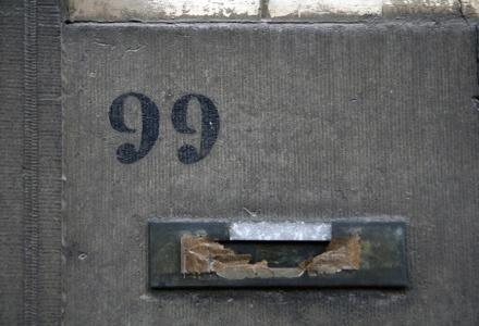99 > http://thenumberhouseproject.wordpress.com/ > Alba Pijuan