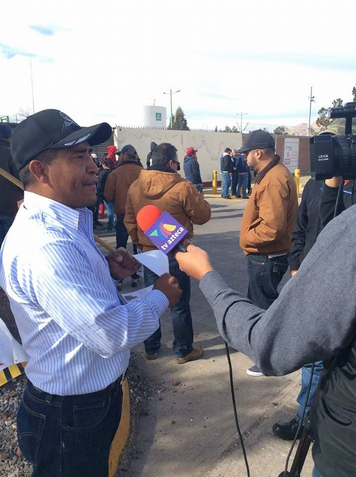 <p>Guerrero, Chih.- La Asociación Municipal de Padres de Familia del Municipio de Guerrero, Chihuahua, también se adhirió el día