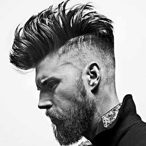 The Mohawk haircut and hairstyle used to be reserved for rebellious or punk guys who wanted to stand out. Nowadays, the Mohawk is more trendy and mainstream than ever, with celebrities, soccer players, and hipster fashion models sporting the style for photo shoots. In fact, a taper fade Mohawk or short Mohawk can even be …