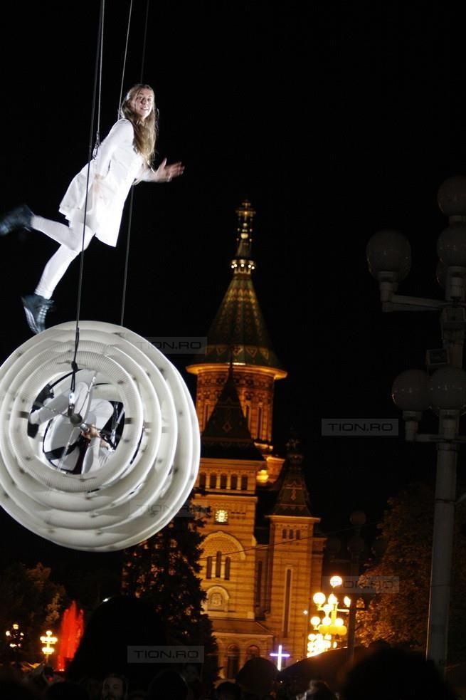 Timisoara, tara minunilor nocturne: Do Do Land