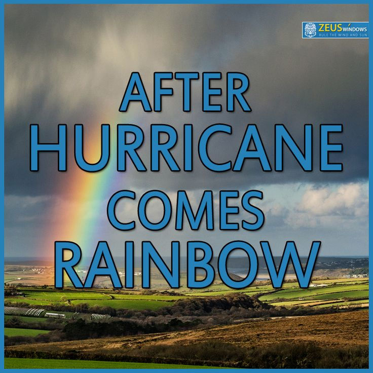 QuotesOfTheDay After Hurricane Comes Rainbow Quotes