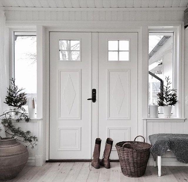 Interior Doors Entrance Roll Instagram Interiors Rain Boots Summer Scandinavian Neutral & 67 best Doors images on Pinterest | Sliding doors Door entry and ...