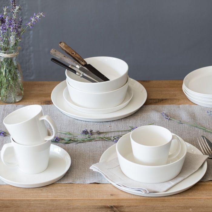 Schenken woran man jeden Tag Freude hat: Geschirr-Set Svea von Springlane Kitchen