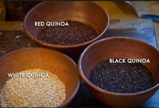 THAT girl.: Trading Couscous for Quinoa