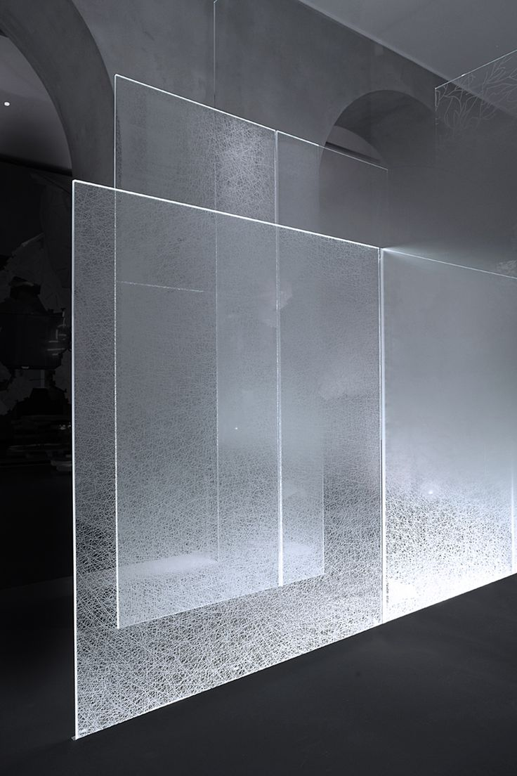 The wonders of glass: the new Madras Texture