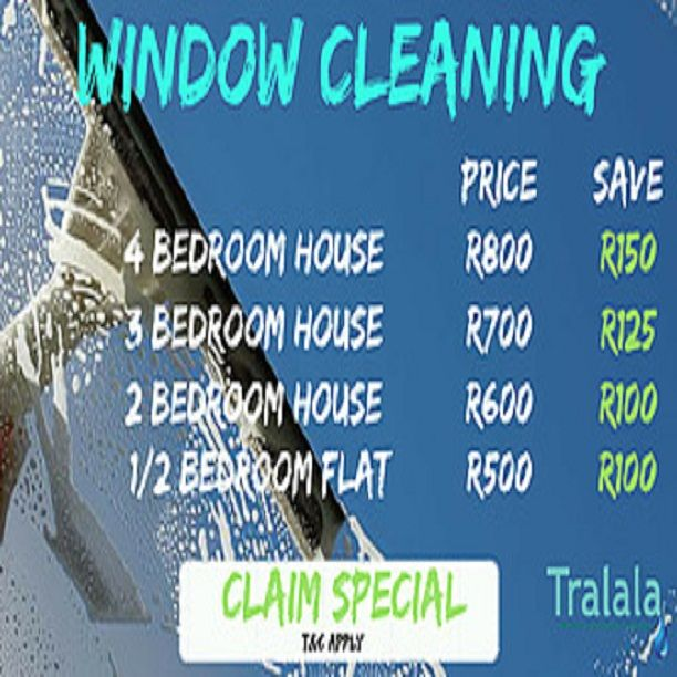 Tralala Domestic & Commercial Window Cleaning Services Looking for professional and expert Domestic & Commercial Window Cleaning Services in Johannesburg, Fourways & Kya Sands? Contact LIZA 074 333 1000 and get 15% discount. https://www.tralalacleaning.com/window-cleaning-services #windowclining #window #cleaningservices #cleaning #cleaningtips #CleaningServices