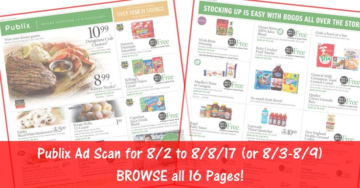 Anybody want to BROWSE the actual upcoming Publix Ad Scan? Here is the PUBLIX AD SCAN FOR 8-2 to 8-8 (or 8/3-8/9 for some) ~ ALL 16 PAGES Click the Picture below to BROWSE the Publix Ad Scan ► http://www.thecouponingcouple.com/publix-ad-scan-for-8-2-to-8-8-83-89-for-some/  Visit us at http://www.thecouponingcouple.com for more great posts!