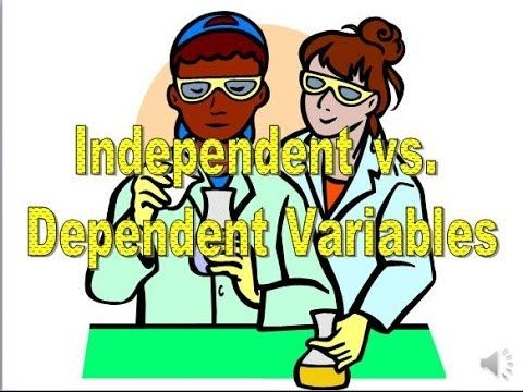 the dependant variables for this experiment A dependent variable is the variable being tested and measured in a scientific experiment the dependent variable is 'dependent' on the independent variable as the experimenter changes the independent variable , the effect on the dependent variable is observed and recorded.