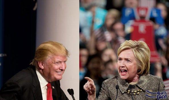 نقاط التحول خلال الحملات الانتخابية أكدت تراجع…: كان السباق الرئاسي الأميركي بين المرشحة الديمقراطية هيلاري كلينتون، ومنافسها الجمهوري…