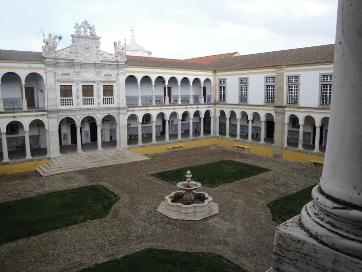University of Evora, Portugal  16th Century Still in use today.